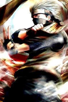 Perfect Kakashi Wallpaper Art screenshot 12