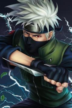 Perfect Kakashi Wallpaper Art screenshot 24