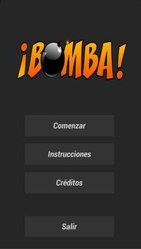 Bomba, Multijugador Palabras poster