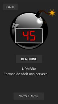 Bomba, Multijugador Palabras apk screenshot