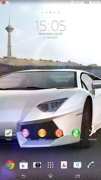 3D iCar poster