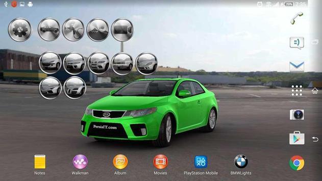 3D iCar screenshot 3