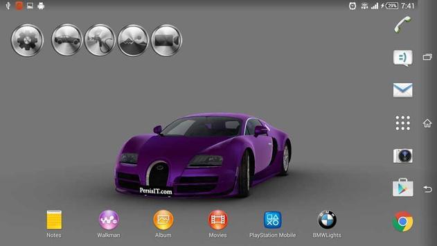 3D iCar screenshot 6
