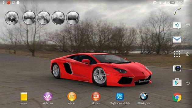 3D iCar screenshot 9