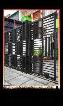 Dp Design Pagar Rumah Poster Screenshot 1