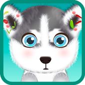 pet ear doctor games icon