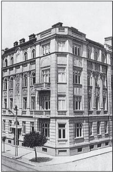 Old building facade apk screenshot