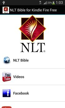 NLT Bible Study Free poster