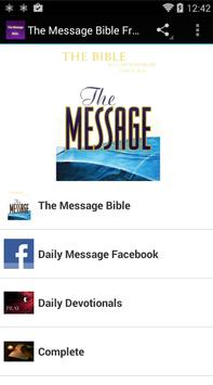 The Message Bible Free for Android - APK Download