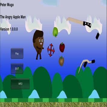 The Angry Apple Man apk screenshot