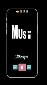 Sheguey 12 , Music , 2018 screenshot 1