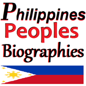 Great Philippines Peoples Biographies in English for Android