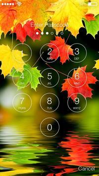 Autumn Lock Screen screenshot 1