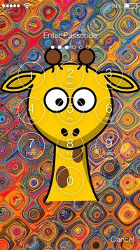 Cartoon Animals Lock screenshot 1
