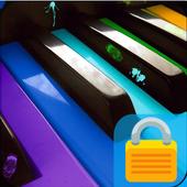 Piano PIN Lock icon