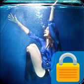 Underwater Lock Screen icon