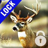 Deer Animal PIN Lock icon