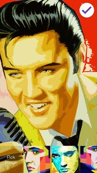 Elvis Presley PIN Lock Screen screenshot 2