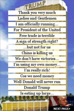 Donald Trump SoundBoard Lite poster