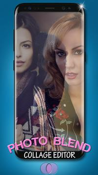 Photo Blend Collage Editor poster
