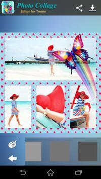 Photo Collage Editor for Teens screenshot 3