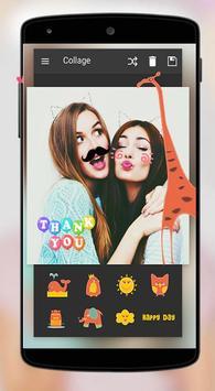 Snap Photo Editor Pro Stickers screenshot 3