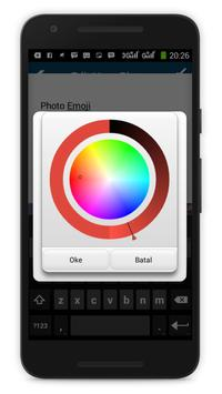 Photo Emoji Stickers apk screenshot