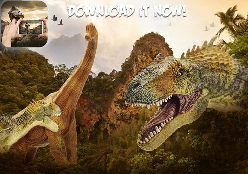 Dinosaurs Photo Editor FX screenshot 3