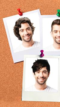 Photo Editor Hairstyle For Men poster