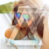 Photo Overlays- Superimpose icon