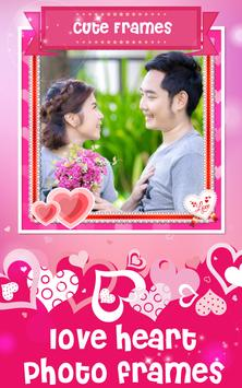 Love Heart Photo Frames screenshot 2