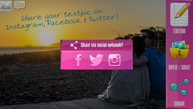 Photo Studio Text on Pics screenshot 4