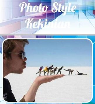 Photo Style Recency poster