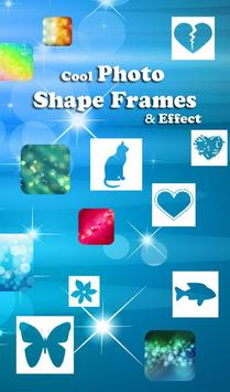 Photo Shape Frames Editor poster
