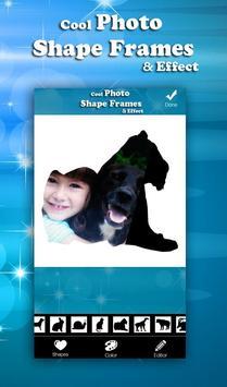 Photo Shape Frames Editor screenshot 3