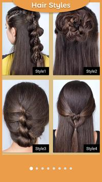 Learn Best Hairstyles Step By Step poster