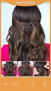 Learn Best Hairstyles Step By Step screenshot 11