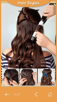 Learn Best Hairstyles Step By Step screenshot 12