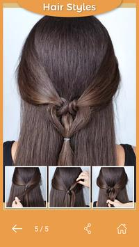 Learn Best Hairstyles Step By Step screenshot 2
