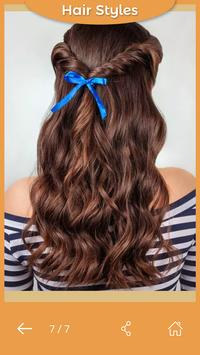Learn Best Hairstyles Step By Step screenshot 5