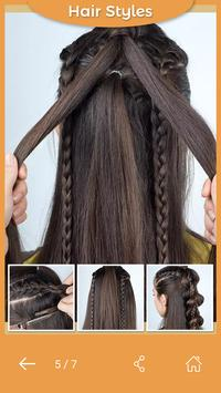 Learn Best Hairstyles Step By Step screenshot 9