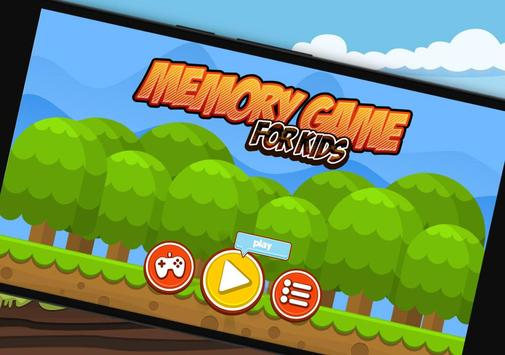 Matching Pairs - Memory Game poster