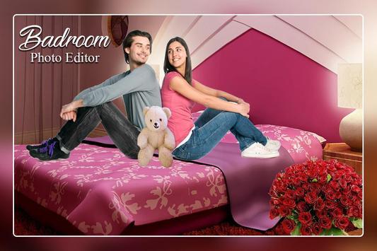 Bedroom Photo Editor poster