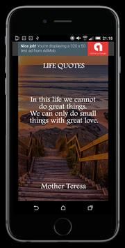 Life Quotes screenshot 2
