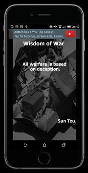 War Quotes screenshot 1