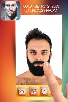 Beard Salon Photo Montage apk screenshot