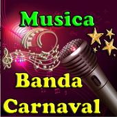 Banda Carnaval Musica icon