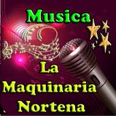 La Maquinaria Nortena Musica icon