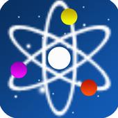 Physics calculator formula icon