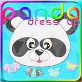 Panda Popular Dress Up Free icon